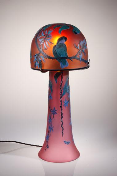 Parrot Lamp Shade