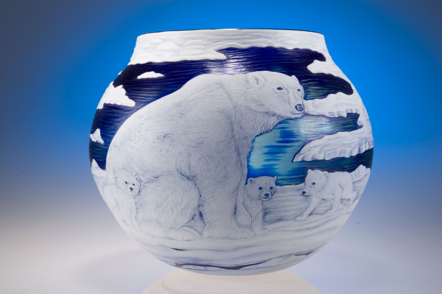 Polar Bear Bowl