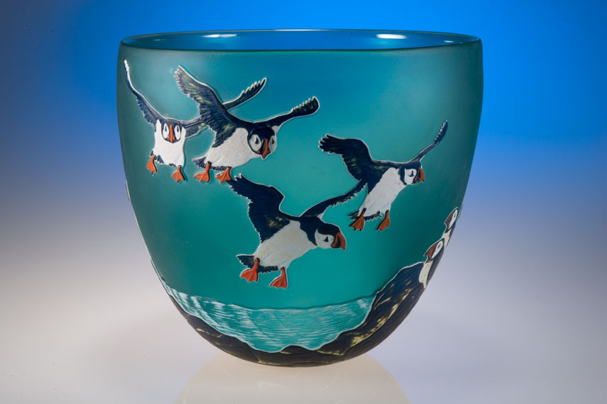 Puffin Bowl